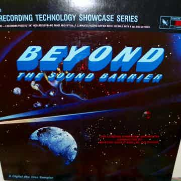 MORTON GOULD/LEE HOLDRIDGE - BEYOND THE SOUND BARRIER V...