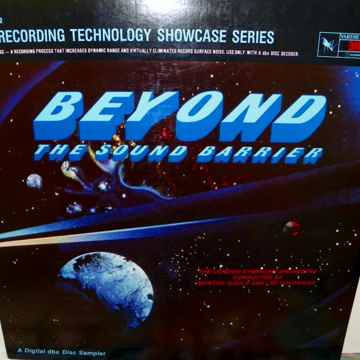 MORTON GOULD/LEE HOLDRIDGE BEYOND THE SOUND BARRIER VOL 11