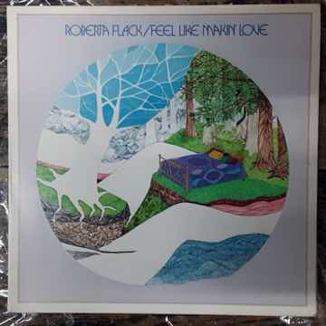 Roberta Flack - Feel Like Makin' Love NM- 1975 Vinyl LP...