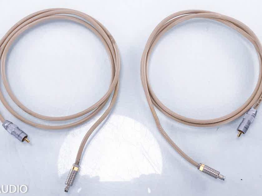 Mark Levinson Audio Systems Ltd. RCA to Camac Cables 1.4m Pair Interconnects (14989)