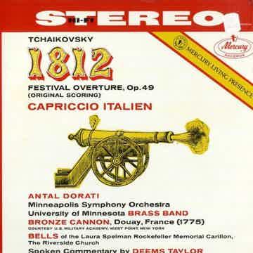 Tchaikovsky: 1812 Overture etc.