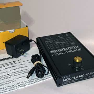 Soundsmith MCP-2 MKII Phono Preamp