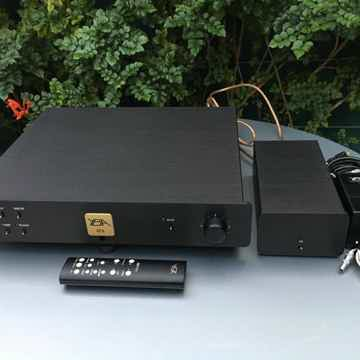 YBA Delta-2 Dual Mono Preamplifier (Upgraded External P...
