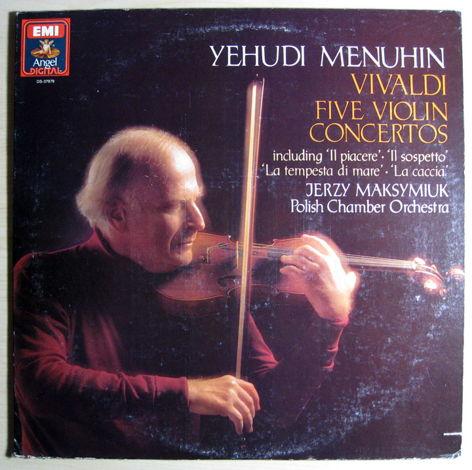 Vivaldi - Yehudi Menuhin, Polish Chamber Orchestra