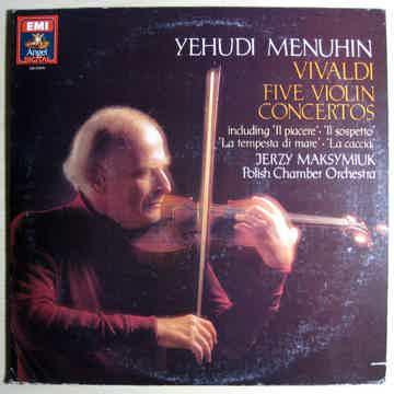 Vivaldi - Yehudi Menuhin, Polish Chamber Orchestra - Je...