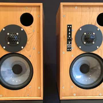 Graham Audio LS5/9 speakers cherry