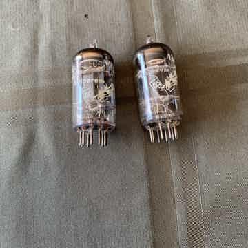 Amperex 12ax7 ECC83