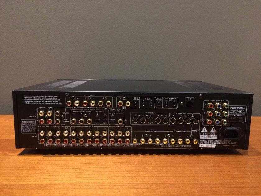 Rotel RSP-976 Digital Surround Sound Processor / Preamp