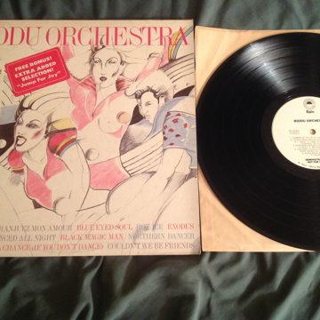 Biddu Orchestra  Biddu Orchestra White Label Promo LP NM
