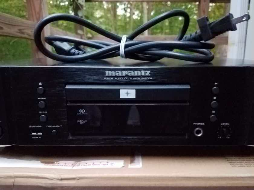 Marantz SA-8004 SACD Player