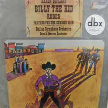 AARON COPLAND BILLY THE KID RODEO