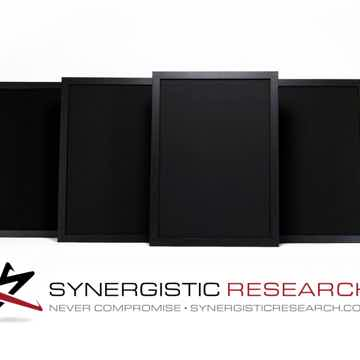 Synergistic Research UEF Acoustic Panels 8-pack - Produ...
