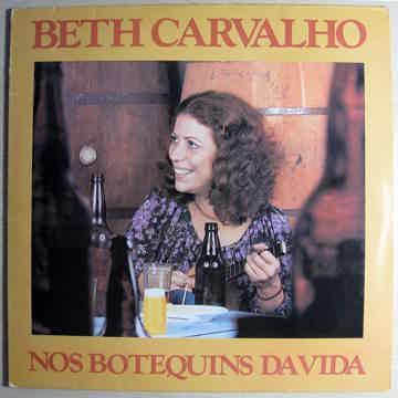 Beth Carvalho - Nos Botequins Da Vida - 1977  Brazil RC...
