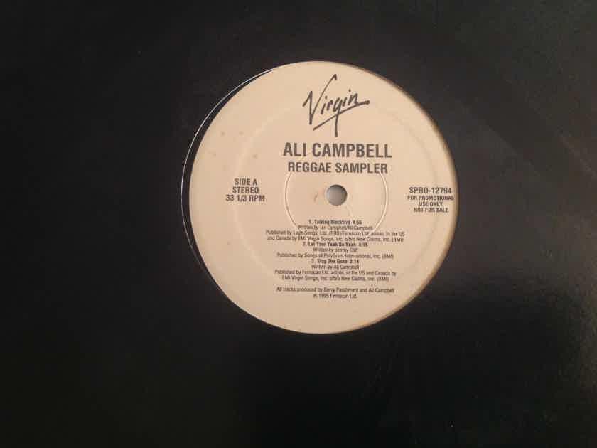 Ali Campbell  Reggae Sampler