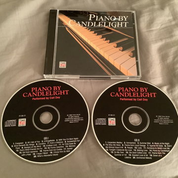 Time Life Music Various Artists Piano By Candlelight