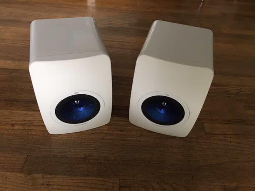 kef ls50 full range audiogon. Black Bedroom Furniture Sets. Home Design Ideas
