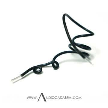 Audiocadabra Ultimus 99.99% Pure Solid-Core Silver Wire Sheathed In PTFE Insulation
