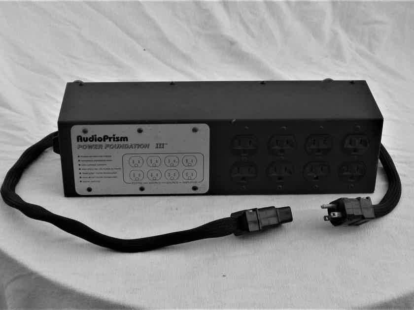 AudioPrism Power Foundation III 3  Audio Prism
