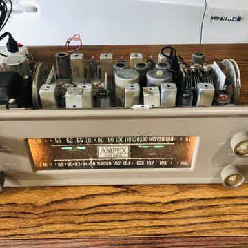 Ampex tune tuner Tube