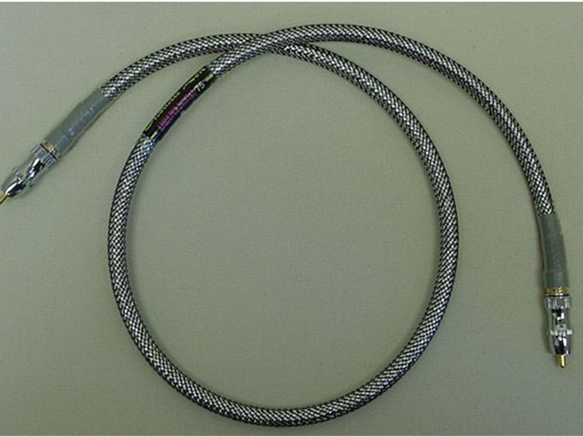 Acoustic Zen Technologies ABSOLUTE 75 OHM ONE METER DIGITAL CABLE