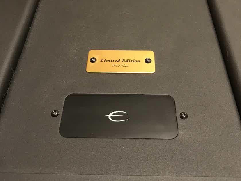 Electrocompaniet Limited Edition SACD Player