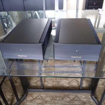 TeddyPardo Monoblock Power Amplifiers