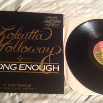 Loleatta Holloway Strong Enough Active Records Promo 12...