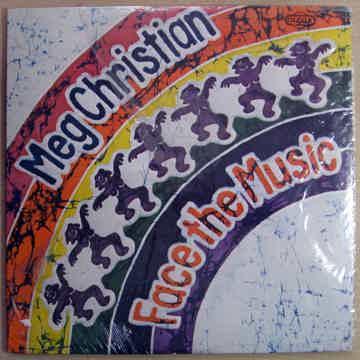 Meg Christian - Face The Music 1977 SEALED VINYL LP Oli...