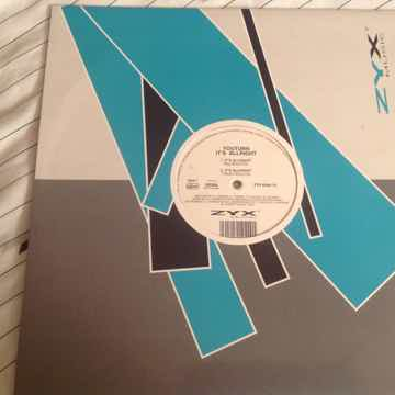 Youturn It's Allright ZYX Germany 12 Inch 4 Versions