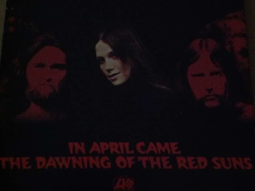 Ramatam - In April Came The Dawning Of The Red Suns Atlantic Records Gatefold Cover Vinyl LP  NM