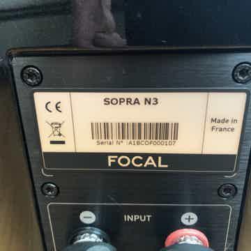 Focal Sopra N°3