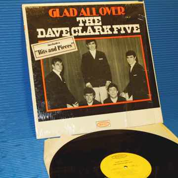 "THE DAVE CLARK FIVE ""GLAD ALL OVER"" - Epic 1964 Mono"