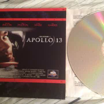 Tom Hanks Apollo 13 Widescreen THX Laserdisc