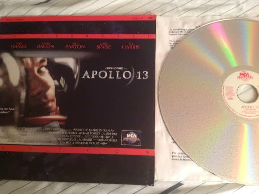 Tom Hanks Apollo 13 Widescreen THX Laserdisc