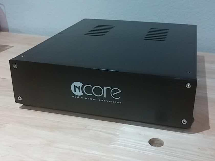 James Romeyn Hypex Ncore stereo amplifier