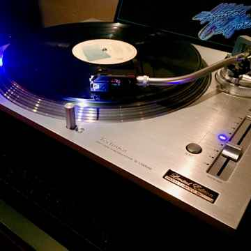 Technics SL-1200GAE with Ortofon Quintet - Free Shipping
