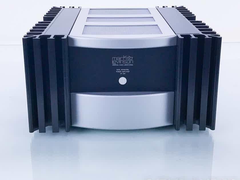Mark Levinson No. 334 Dual Mono Power Amplifier; No334 (17153)