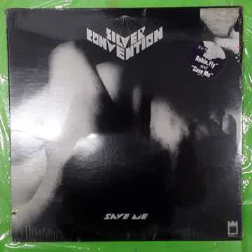 Silver Convention - Save Me MINT SEALED Vinyl LP 1975  ...