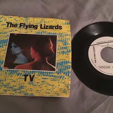 The Flying Lizards  Tv