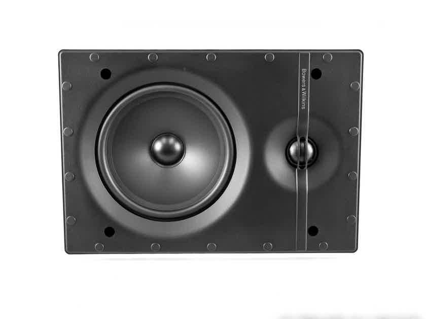 B&W CWM362 In-Wall Speaker; White Single (New / Open-Box) (26546)