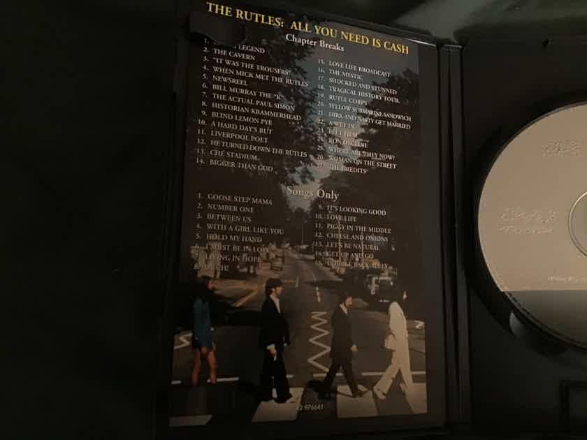 The Rutles All You Need Is Cash Rhino Original DVD