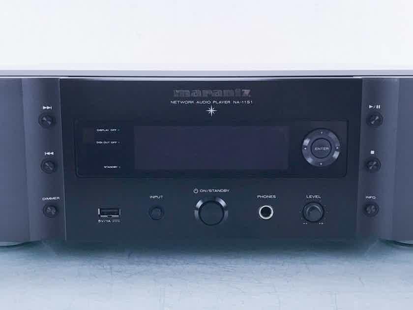 Marantz NA-11S1 Network Player / Streamer  (15316)