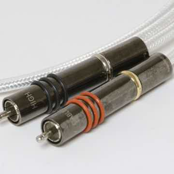 High Fidelity Cables CT-1 RCA