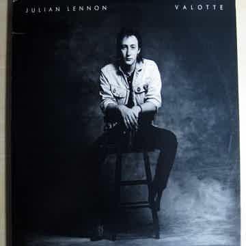 Julian Lennon - Valotte - 1984 Atlantic 7 80184-1