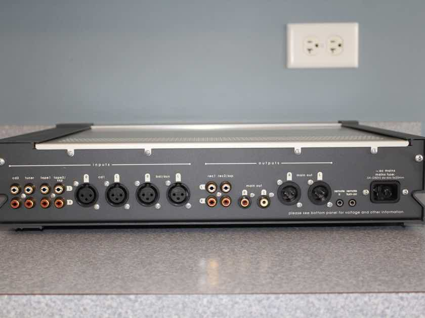 Proceed PRE stereo preamplifier with remote SUPERIOR AUDIO REPRODUCTION