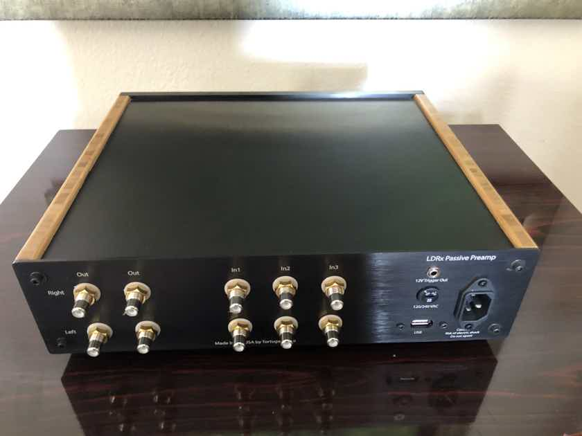 Tortuga Audio LDRx Passive Preamplifier
