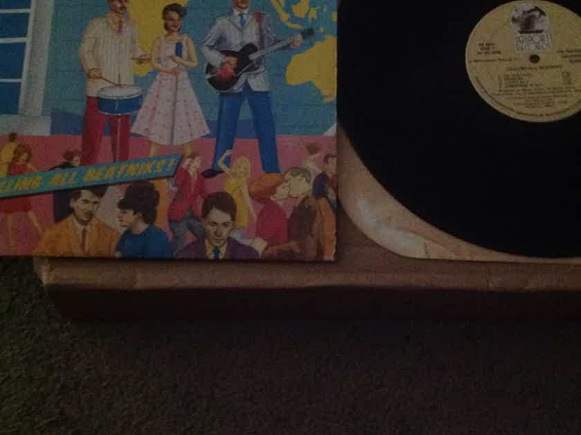 Dr. Buzzard's Savannah Band - Calling All Beatniks Passport Records Vinyl LP  NM