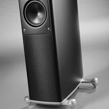 Scansonic  MB-5B - floor standers with Raidho DNA