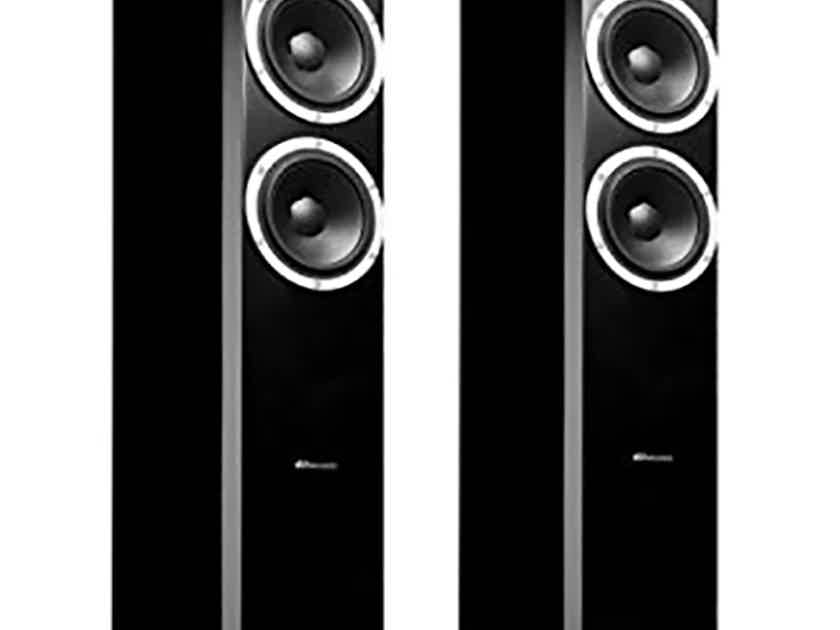 Dynaudio EXCITE X34 Floorstanding Speakers: NEW-In-Box; Full Warranty; 33% Off; Free Ship