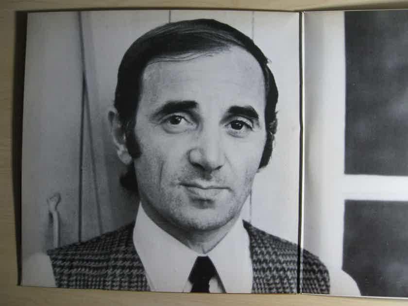 Charles Aznavour - Le Disque D'or De Charles Aznavour  - France 1972 Ducretet Thomson 2 C 064 - 16 055